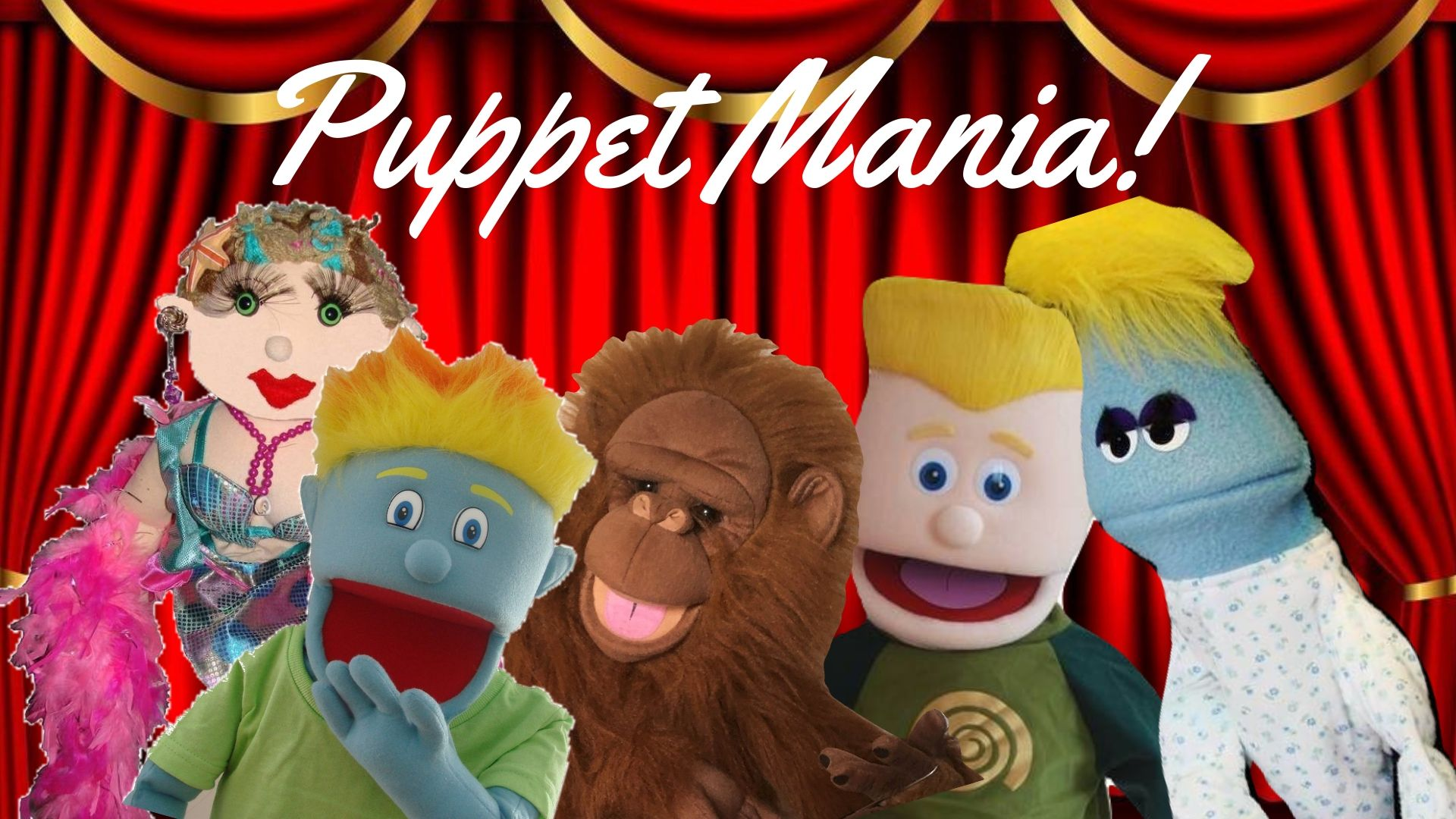 Puppet Mania Show